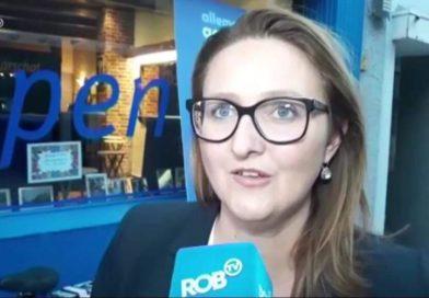 """Gwendolyn Rutten wint in Aarschot: """"De Aarschottenaar heeft gesproken."""""""