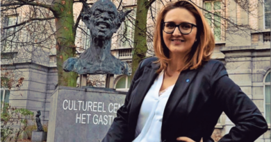 Gwendolyn Rutten eerste vrouwelijke burgemeester van Aarschot